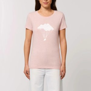 Cloudy Woman